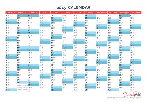 Yearly Planning Calendar Office Template | Calendar Template 2016