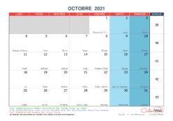 Octobre 2021